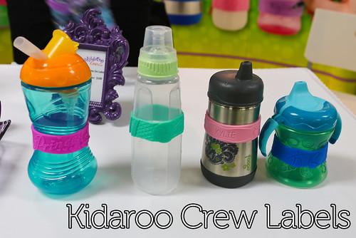 Kidaroo Crew Labels