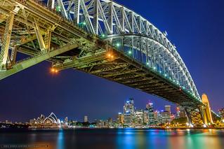 A walk in the park-Sydney Australia