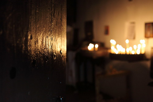 door light reflection travelling church horizontal temple wooden candle open bokeh religion chapel nopeople depthoffield indoors greece burning flame monastery inside shallow tradition orthodox monodendri epirus zagori focusinforeground agparaskeyi