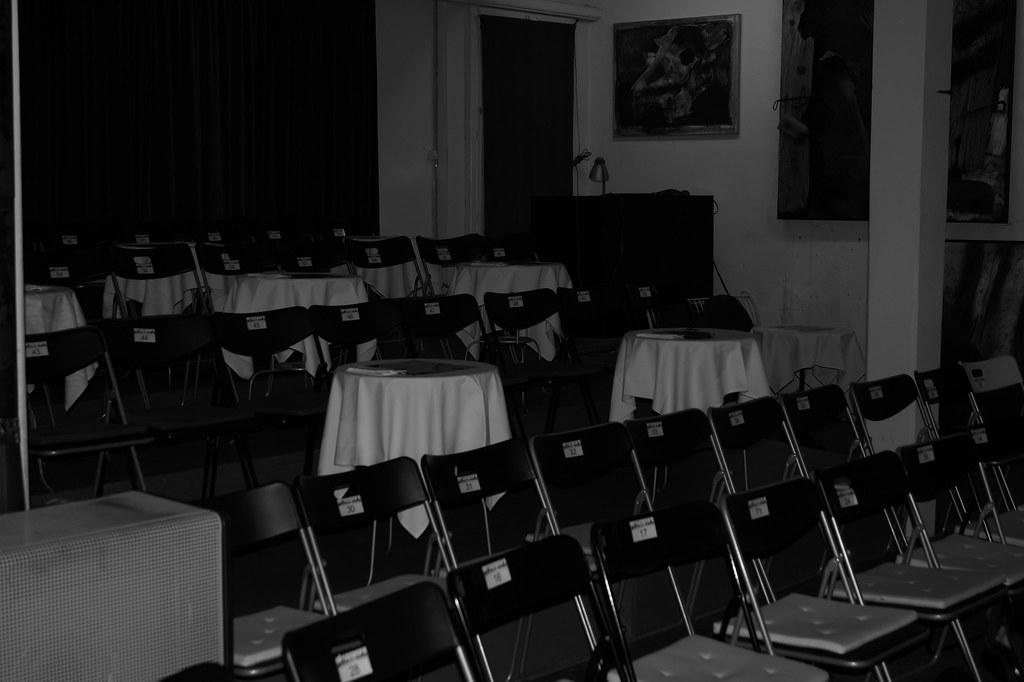 Spurensuche in St.Gallen mit Besuch von Kleintheater