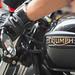 Triumph Thruxton Details 1 by T. Fernandes