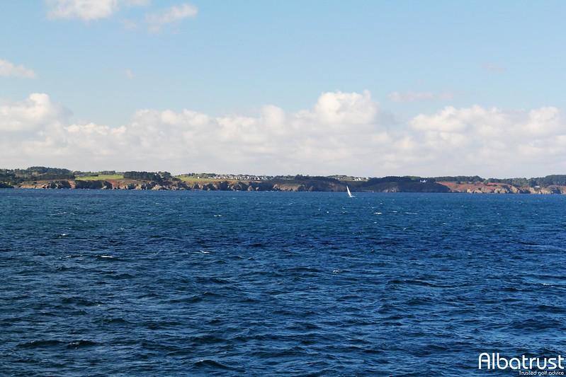 photo du golf Golf de Belle Ile en Mer - Parcours