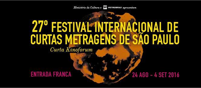 27º Festival Internacional de Curtas Metragens