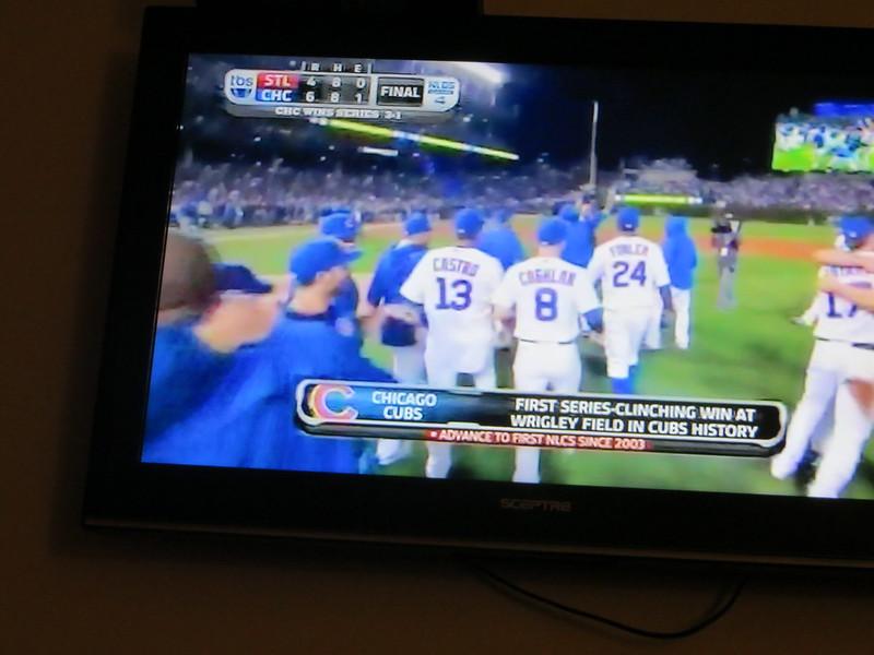 20151013 24 Cubs Win