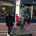 It's me and James Joyce in Dublin by Sigalakos