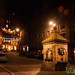 Edinburgh's Old Town at Night