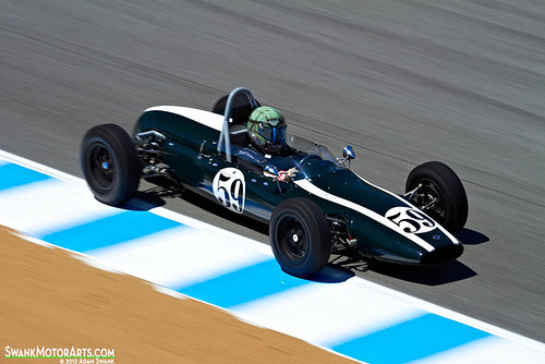 1962 Cooper T59 by autoidiodyssey
