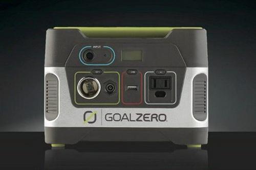 CES 2013: Goal Zero показала мощный солнечный генератор (Видео)