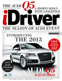 iDriver Magazine / Editorial Design