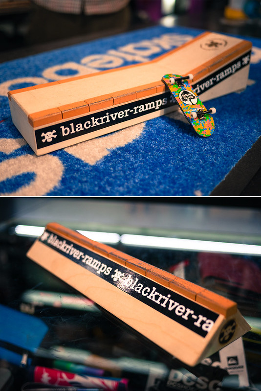 Blackriver Ramps - Skateshop Edition