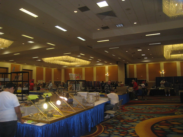 Inside the Sports Expo