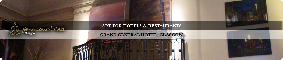 art for hotels and restaurants