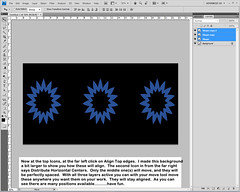 Photoshop Tutorial - How to Center and Align Objects
