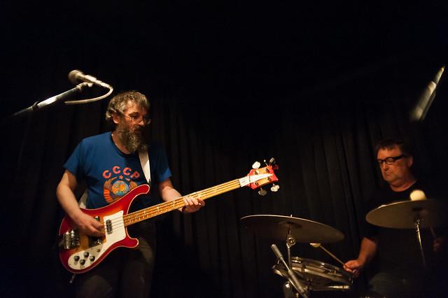 Mick Elborado and Stu Page