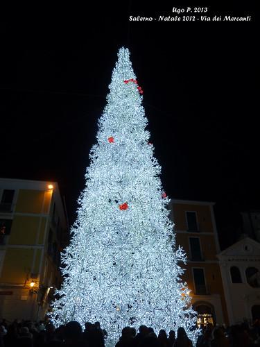 Salerno - Natale 2012 - Via dei Mercanti - Firma