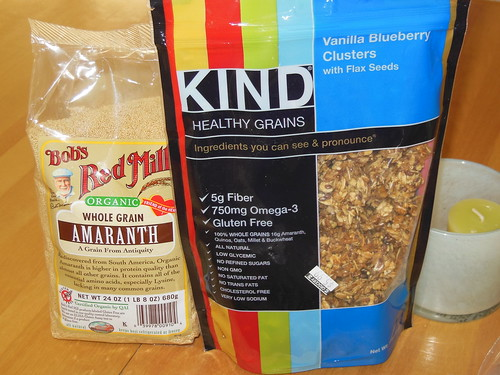 Amaranth and Kind Granola