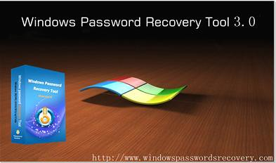 windows password recovery tool 3.0