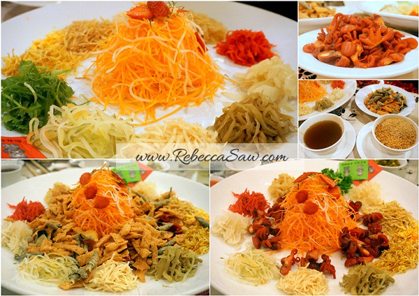 Chinese New Year Menu 2013 - Xin Cuisine, Concorde Hotel KL-002