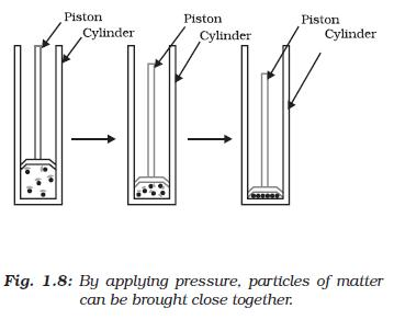 NCERT Class IX Science Chapter 1 Matter in Our Surroundings