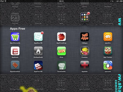 Apps on Shamblesguru's iPad | just some of over 1,400 | check out the iBook/eBook in the iTunes Book store