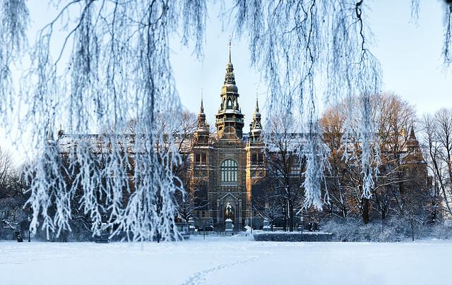 Nordiska museet, January 18, 2013