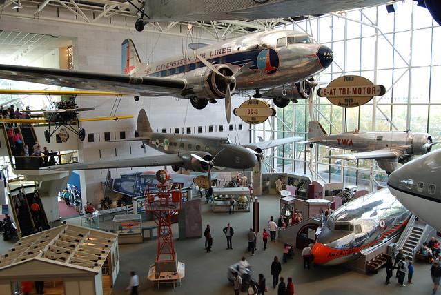 Mcnair Air Travel