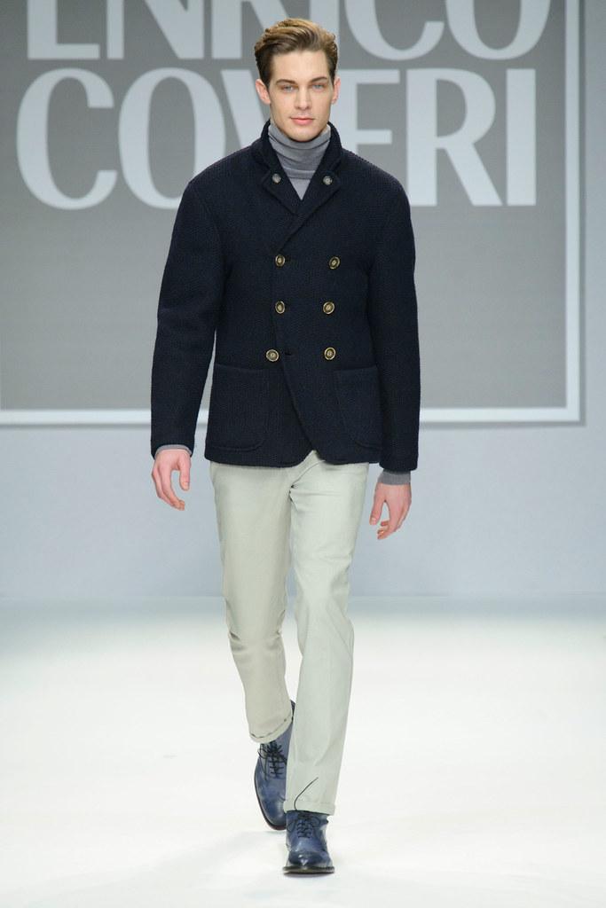 FW13 Milan Enrico Coveri007_Greg Nawrat(fashionising.com)