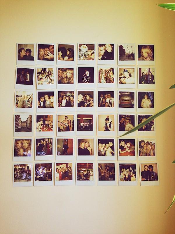 University memories.