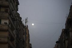 The Moon, Egypt #Jan25