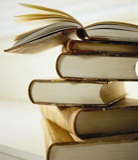books, print, paper, hardbound