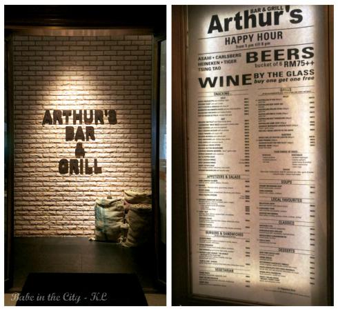 Arthur's Bar & Grill 01