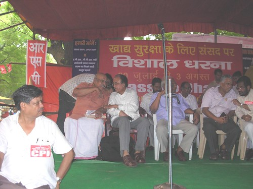 RSP Revolutionary Socialist Party, CPI, CPI(M), AIFB Left Parties Dharna at Delhi Jantar Mandhir on 30.07.2012 to 03.08.2012 Tamilnadu State Secretary Photos  (49) by Dr.A.Ravindranathkennedy M.D(Acu)