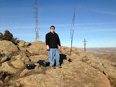 King Mountain SOTA activation