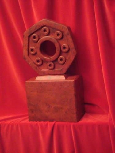 Vulcanian Sculpture