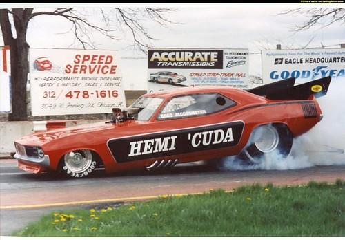 8453119347 31b45f789a Hemi Cuda Funny car