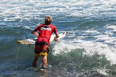 Taj Burrow Breaka Burleigh Surf Pro