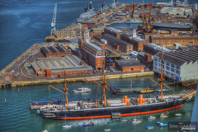 Portsmouth United Kingdom  City pictures : ... Naval Base HMNB Portsmouth, Portsmouth, Hampshire, United Kingdom