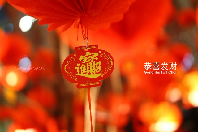 Happy SNAKE Chinese New Year & Gong Hei Fatt Choi