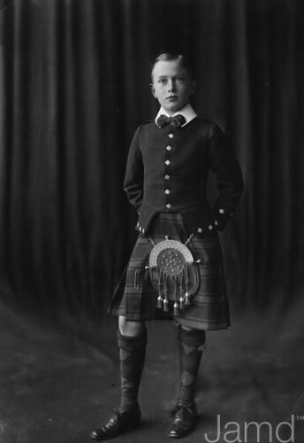 1909 Prince Henry William Frederick Albert, Duke of Gloucester, (1900 - 1974)