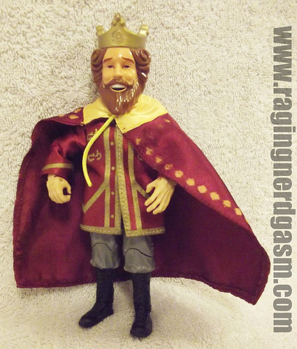 Custom Burger King figure_