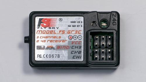 RX FS-GR3C case