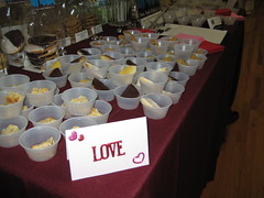Astoria Market's Pre-Valentine's Day Event 2-10-13