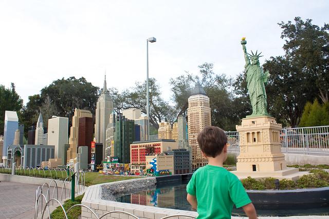 LEGOland Florida Mini-Land