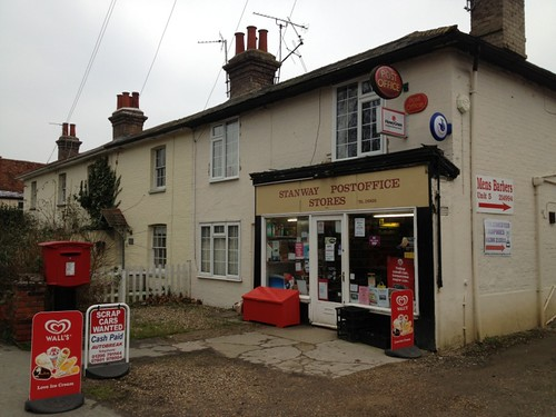Stanway Post Office