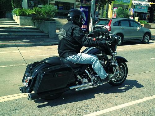 Harley-Davidson Streetglide