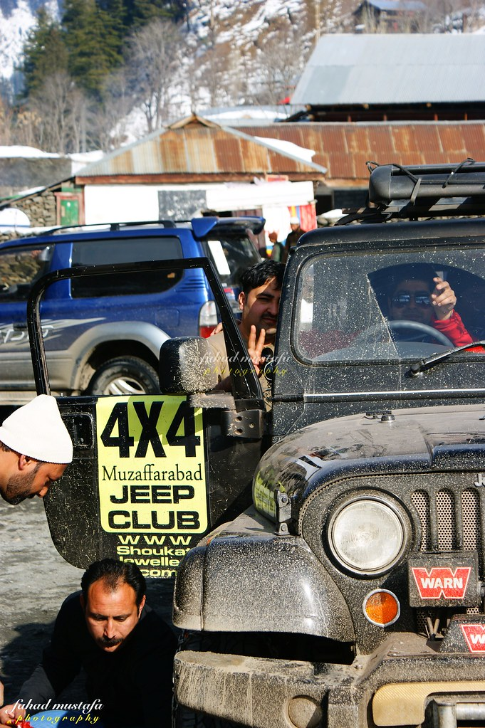 Muzaffarabad Jeep Club Neelum Snow Cross - 8472092370 15c4c89010 b