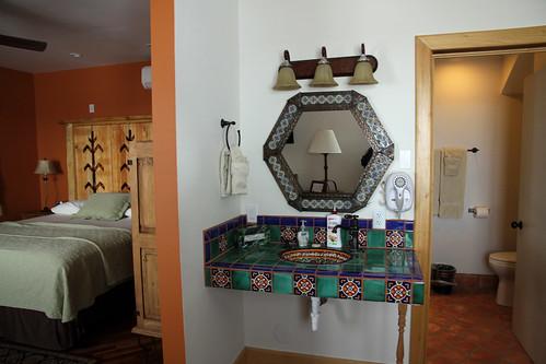 La Posada - Room 241 (Emilio Estevez) - Sink Outside