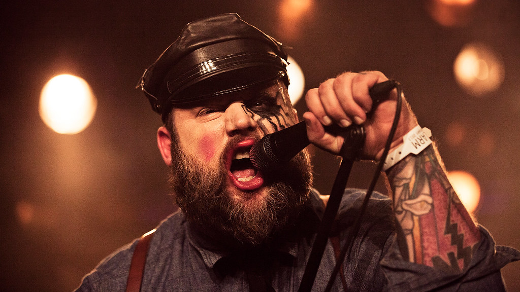 Turbonegro - by:Larm 2013