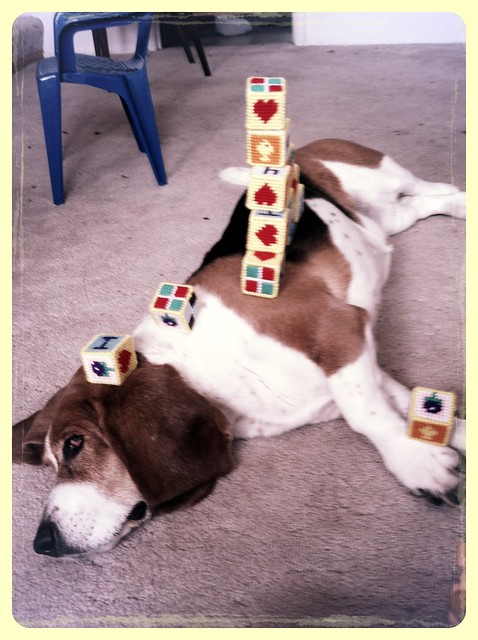 Bassett block stacking