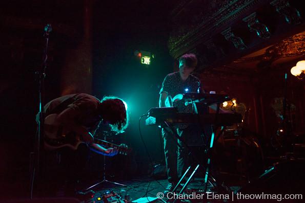 Wampire @ GAMH, SF 2/13/13